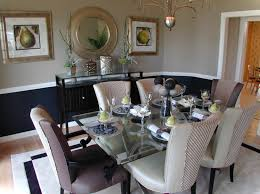 Wallpaper In Dining Room by Wallpaper For Dining Room Home Design Ideas