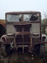 ww2 military vehicles rusting wartime vehicles saved from scrapyard by bradford military