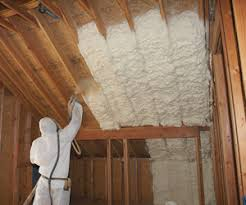 air sealing and insulation can spray foam insulation air seal and insulate in one ecological