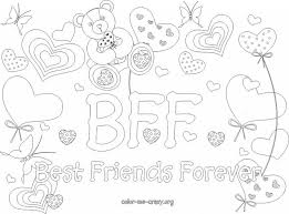 bff pictures color free download
