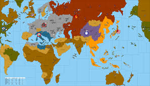 World War 2 Interactive Map by World War 2 Map Roundtripticket Me