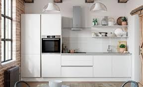 modern handleless kitchens zola matte handleless