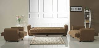 Modern Furniture Tampa by Sofa Bed In Light Brown Fabric W Optional Loveseat U0026 Chair