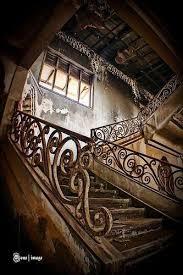 Philip Banister Iron Staircase By Jefferson Mack Metal Strange U0026 Wonderful
