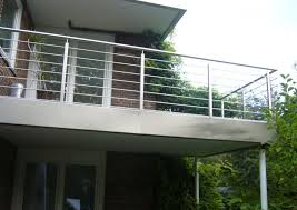 balkon gitter balkongitter schlosserei metallbau münster jörg neufend