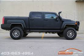 mercedes truck lifted 2009 hummer h3t truck u2013 offroad package u2013 lifted u2013 5 speed manual