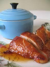 cuisiner une dinde cuisse de dinde laquée au miel la cuisine de