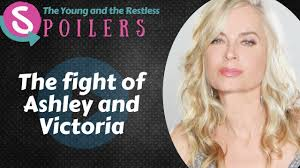 ashley s hairstyles from the young and restless the young and the restless spoilers the fight of ashley and