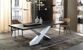 high end dining room furniture brands italian modern dining table lecoledupain com