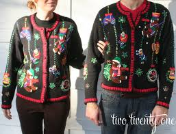 matching tacky sweaters best dresses collection design