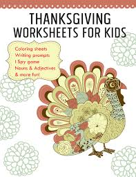 thanksgiving worksheets free printables jessicalynette