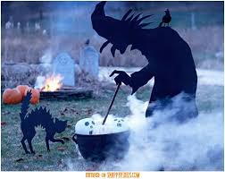 outdoor halloween decorating ideas kitchentoday scary homemade halloween yard decorations