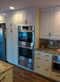 Bisque Kitchen Cabinets Portfolio Legacy Mill U0026 Cabinet Nw Llc