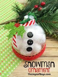 snowman ornaments ornaments celebrating