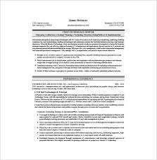 Chief Marketing Officer Resume Chief Executive Officer Resume Template U2013 8 Free Word Excel Pdf