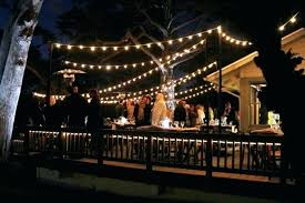 Outdoor Hanging Lights For Trees Hanging Outdoor Lights Best Backyard String Lights Ideas On Patio