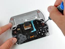 psp go repair ifixit