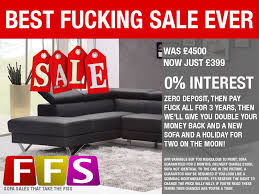 sales sofa sofa companies celebrate 25 years of totally misleading sales shcn