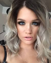 dark roots blonde hair hair color trends for women in india 2017 health love