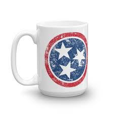 Tennesse Flag Get Distressed Tennessee Flag Coffee Mug At Walking Pants