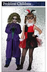 Harley Quinn Halloween Costume Kids Joker Costumes Halloweencostumes