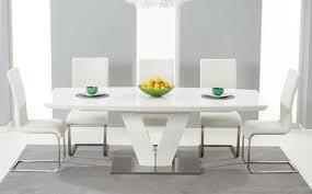Black Gloss Dining Room Furniture White Gloss Dining Room Furniture Decorate Iagitos