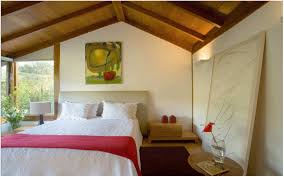 Attic Bedroom by Bedroom How To Decorate A Slanted Wall Attic Bedroom Ideas How