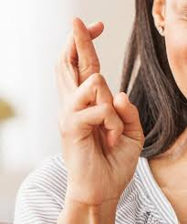 Spirit Fingers Meme - fingers crossed meaning good luck superstition symbol