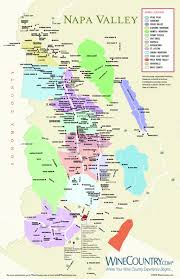 california map napa napa valley wine map napa california mappery
