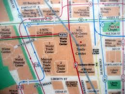 Map Of Ny City Map Of Pre 9 11 Downtown New York Hope Garden Battery Pa U2026 Flickr
