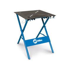 miller arcstation 30fx welding table arcstation workbench 30fx 300837 welding tables welding bench