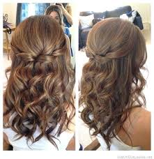 fancy chin length hair unique formal hairstyles medium hair down homecoming hairstyles