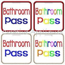 bathroom pass ideas bathroom pass tempus bolognaprozess fuer az