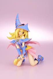 ani statue yu gi oh duel monsters dark magician re run