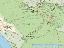 Henry Coe State Park Map by Philmonth 2015