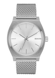 Silver Accessories Time Teller Milanese Women U0027s Watches Nixon Watches And Premium
