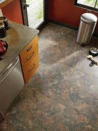 kitchen floor idea vinyl flooring in the kitchen hgtv