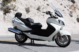 2009 suzuki burgman 650 executive review