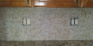 kitchen design how to make stunning penny backsplash penny