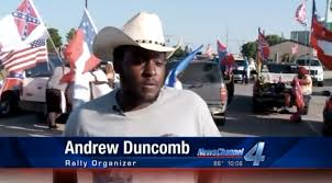 Flag Of Oklahoma Meet The Black Man Who Organized The Confederate Flag Greeting For