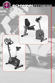 schwinn exercise bike 222 user guide manualsonline com
