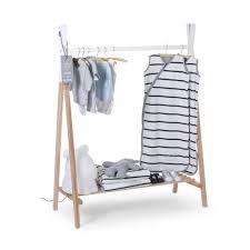 support vetement chambre portant vêtements en hêtre chambre enfant tipi 0 000000 bois achat