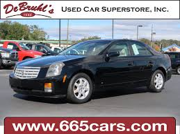 cadillac cts used cars for sale 2006 cadillac cts base for sale in asheville
