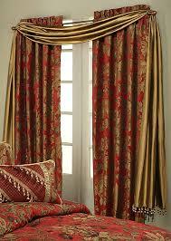 amazon com austin horn classics verona valance scarf gold home