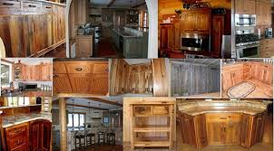 rustic barn wood kitchen cabinets rustic kitchen ideas