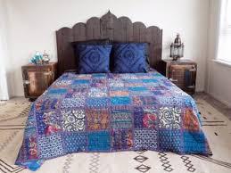 Patchwork Comforter Patchwork Kantha Quilt
