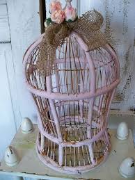 Shabby Chic Bird Cages by 251 Best Bird Cages Images On Pinterest Bird Houses Vintage