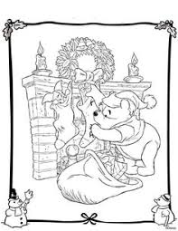 free christmas disney princess coloring pages christmas