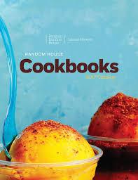 random house cookbooks 2017 catalog by penguin random house