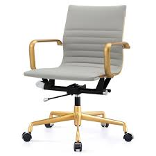 Office Rolling Chairs by Office Chair In Vegan Leather Color Options